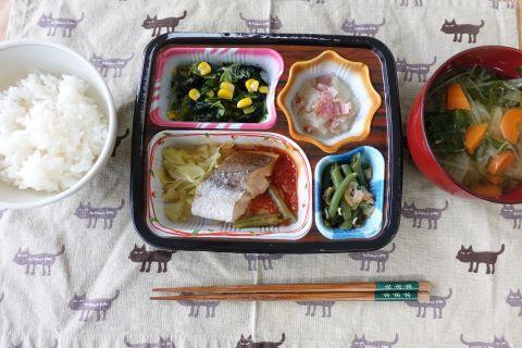 ほほえみ御膳魚料理